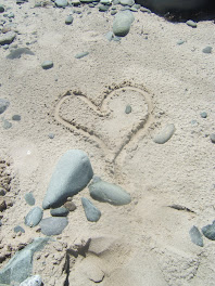 'sand heart'