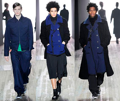 Mens Fashion Blog Names on York Fashion Week  Adidas Y 3 Fall Winter 2010 Collection   Fashion