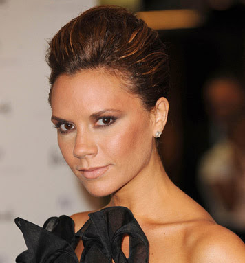 Victoria Beckham Hairstyles and Haircuts in 2010.