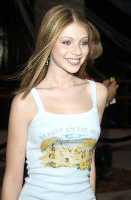 Celebrity Hairstyles Michelle Trachtenberg Long Hairstyles Picture 4