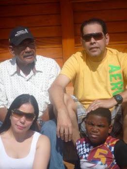 Fernando Villalona se vuelve cada vez más familiar y creyente