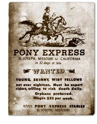 Pony Express - Orphans Preferred