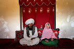 Muslim Husband and Wife