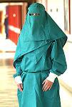 UK Muslim Hospital Gown