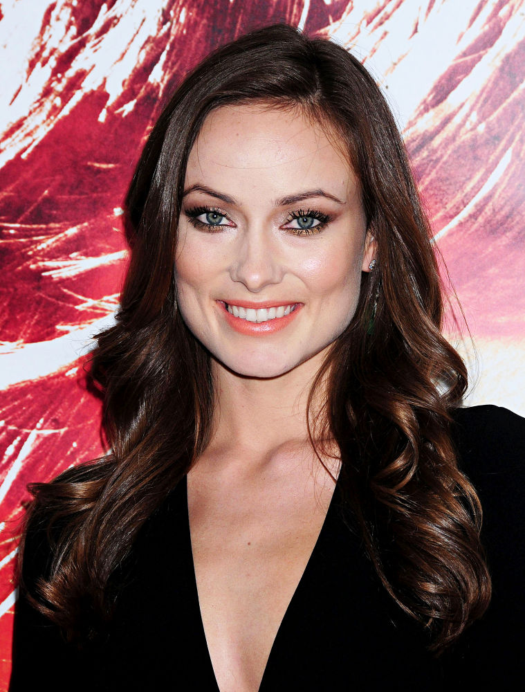 olivia wilde house kiss. quot;House M.D.quot; star Olivia Wilde
