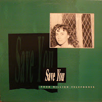 Four Million Telephones - Save You ep (1988, Summerhouse)