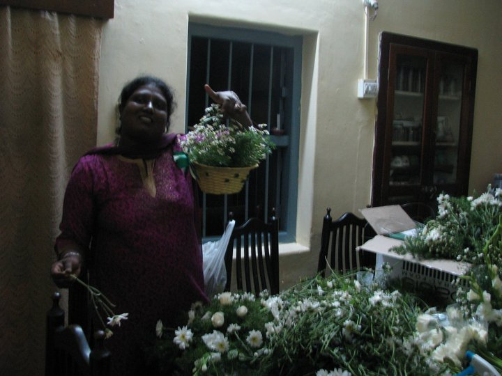 Foodie Delights Bangalore - Life n Spice: Bridal Bouquet and Church ...
