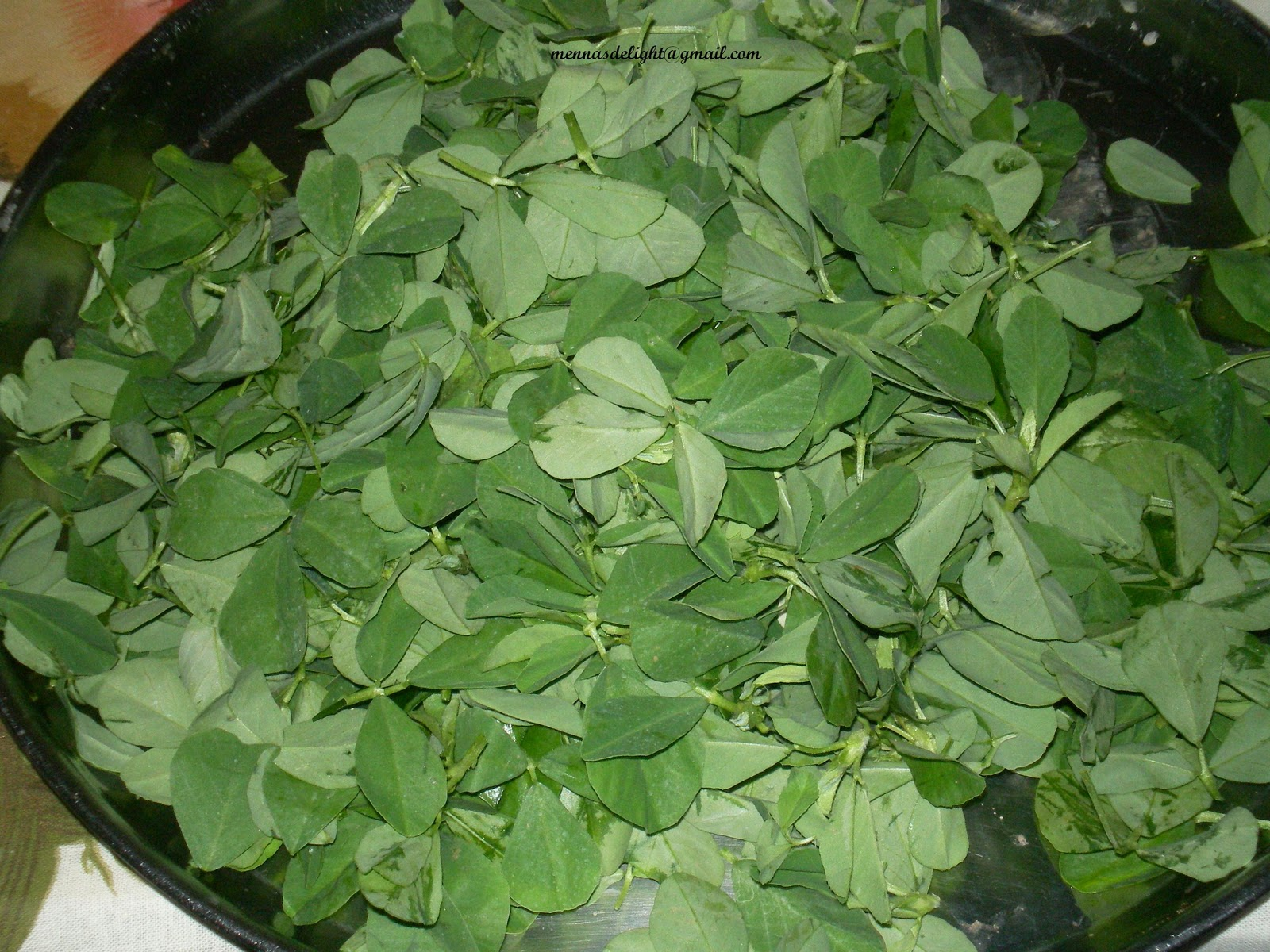 ... Bangalore - Life n Spice: Aloo Methi / Potatoes with Fenugreek leaves