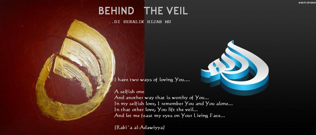 ...BEHIND THE VEIL