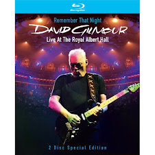 David Gilmour in concert Live At Royal Albert Hall