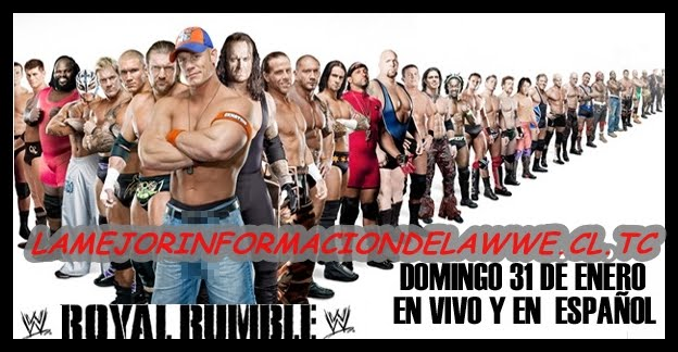 ROYAL RUMBLE 2010 EN VIVO Y EN ESPAÑOL...