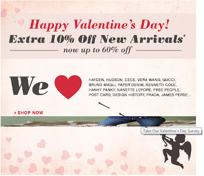 Click to view this Feb. 14, 2009 Bluefly email full-sized