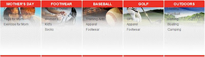 Click to view this Apr. 26, 2009 Sports Authority email full-sized