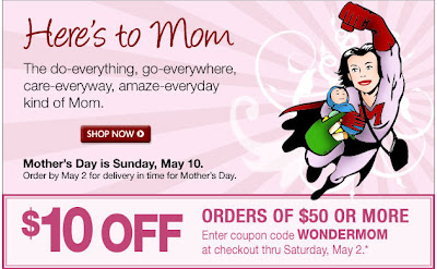 Click to view this Apr. 28, 2009 Walgreens email full-sized
