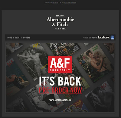 Click to view this June 18, 2010 Abercrombie & Fitch email full-sized