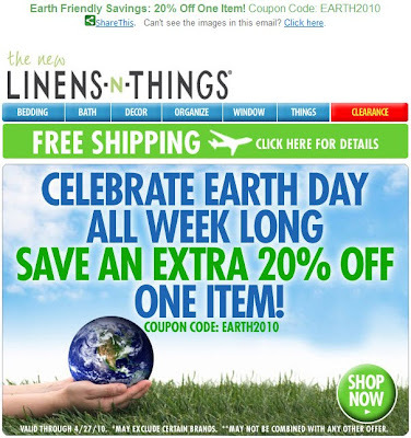 Click to view this Apr. 20, 2010 Linens n Things email full-sized