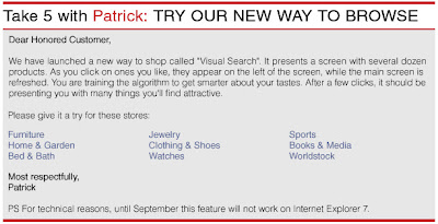 Click to view this June 23, 2010 Overstock email full-sized