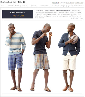 Click to view this May 13, 2010 Banana Republic email full-sized