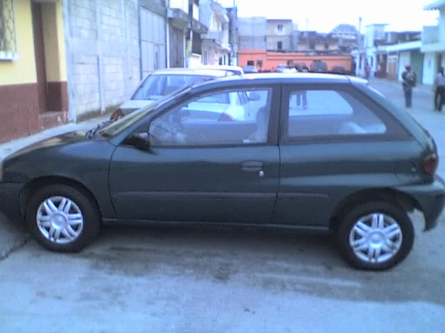 Autos usados de Guatemala.: GEO METRO MODELO 96