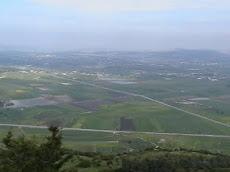 Karmel - Jisreël vlakte