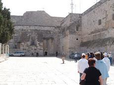 Betlehem - Kerk van Geboorte