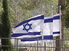 Israel landsvlag