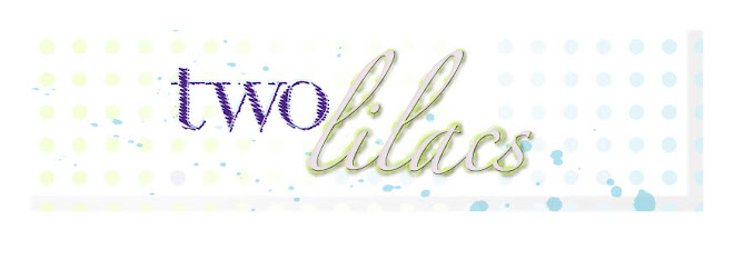 two lilacs