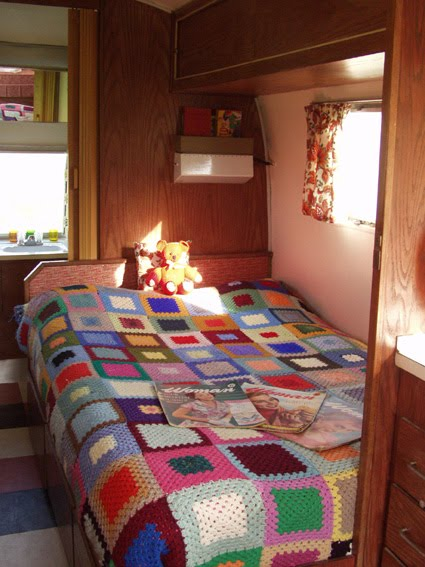 Cool Vintage Caravans With Retro Interiors Location Partnership