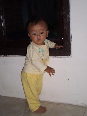 ten months baby farzan esfandiar