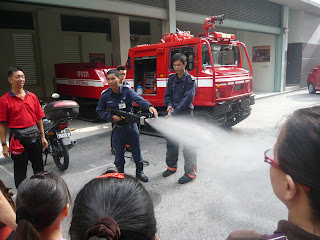 special hose gun for fighting forest fire
