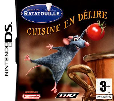 Ratatouille : Cuisine En Delire DS