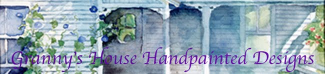Granny's House Handpainted Designs