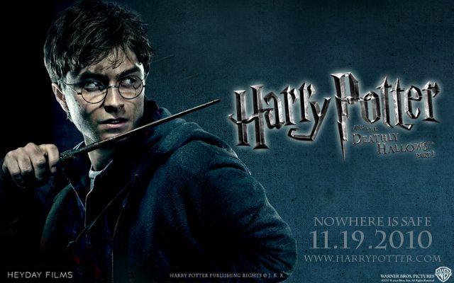 estreno pelicula harry potter: