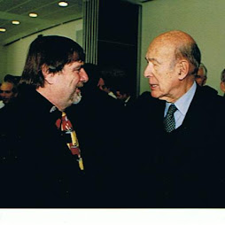 GISCARD D'ESTAING ET LESBRE
