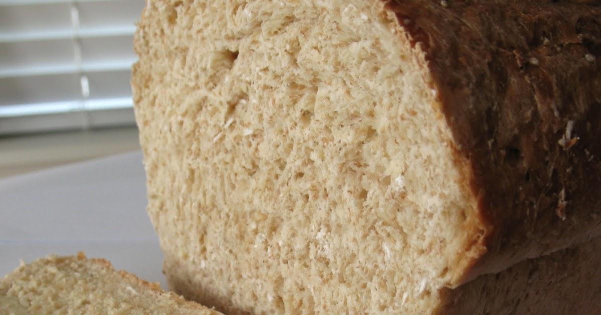 Whole Wheat Maple Oatmeal Bread ~ Chasing Tomatoes