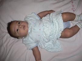 Anna 3 Months Old