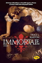 The Italian cover of IMMORTAL