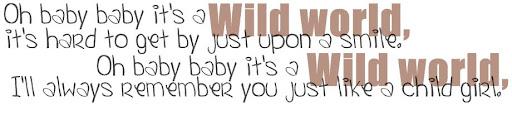 Wild World;