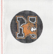 Northview Wildcat now in Needlepoint!