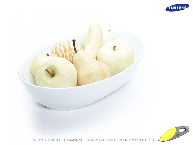 ''Frutera'' para Aspiradora de Mano Samsung