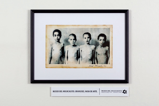 """""""Mengele"""" para el Museo del Holocausto"""