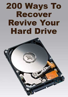 Download Free ebooks 200 Ways To Recover Revive Your Hard-Drive