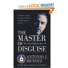 Download Free ebooks Master of Disguise: My Secret Life in the CIA