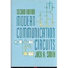 Download Free ebooks Modern Communication Circuits