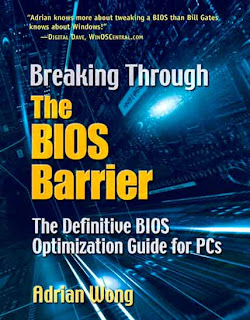 Download Free ebooks Breaking Through the BIOS Barrier Definitive BIOS Optimization
