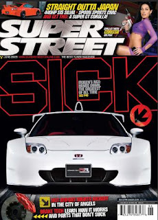 Download Free ebooks Super Street - June 2009