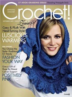 Download Free ebooks Crochet! September 2009