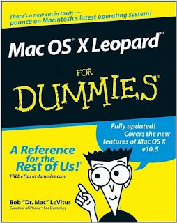 Download Free ebooks Mac OS X Leopard For Dummies