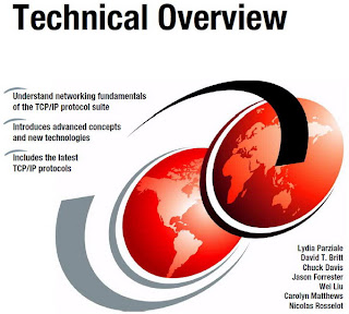 Download Free ebooks TCP/IP Tutorial and Technical Overview