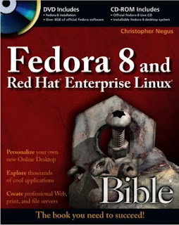 Download Free ebooks Fedora 8 and Red Hat Enterprise Linux Bible
